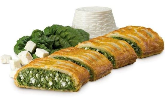 Picture of Spinach/Ricotta Strudel 16x160 Gr