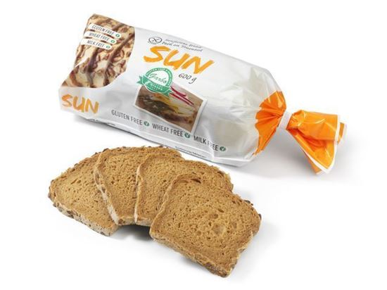 Picture of Garbo Sunflowerbread Gluten/Lactosefree