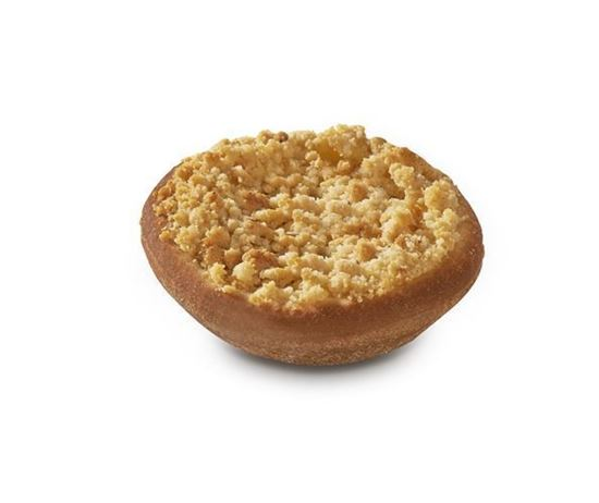 Picture of Delight Mini Crumb Custard flan Ø9 cm