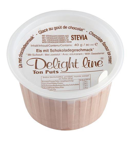 Image sur Delight Glace au goût chocolat