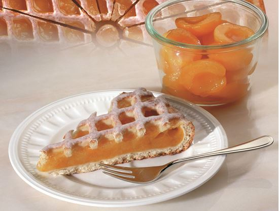 Picture of Delight Apricotflan