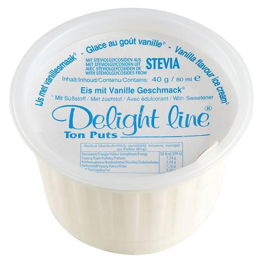 Image sur Delight Glace au goût Vanille
