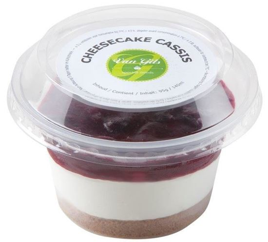 Picture of Clean Label Cheesecake Black Current