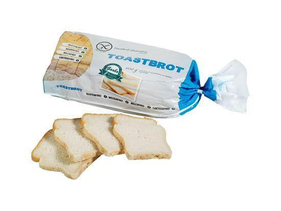 Afbeelding van Garbo Toastbrood Gluten/Lactosevrij