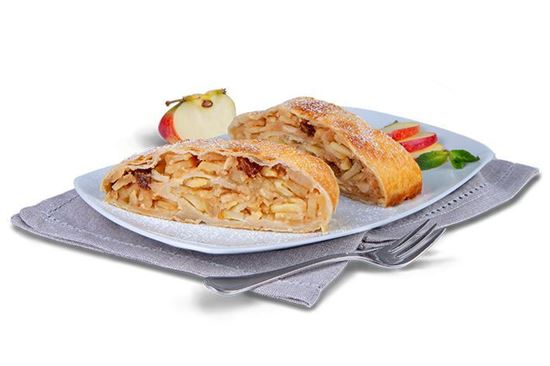 Picture of Applestrudel 48x125 Gr